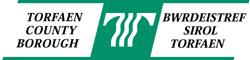 Logo forTorfaen County Borough Council Gyngor Bwrdeisdref Sirol Torfaen